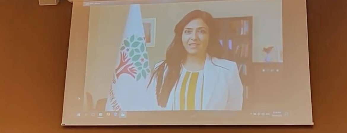 Bedia Özgökçe: The UN must set up a mechanism to carry out a thorough investigation of all rights violations in our dismissals