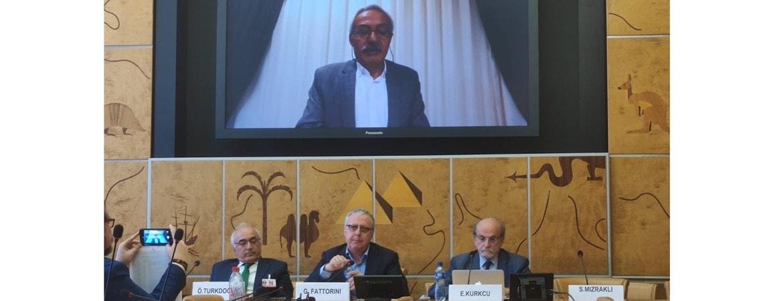 Mızraklı: We were elected by democratic methods but suspended by non-democratic dictatorial methods