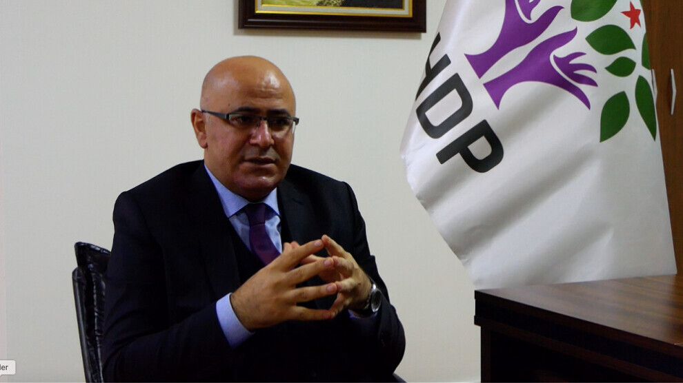Hişyar Özsoy, foreign policy spokesman for HDP: Pressure on Turkey will increase