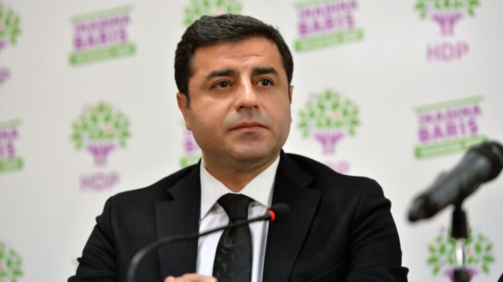 ECtHR calls for the immediate release of Demirtaş