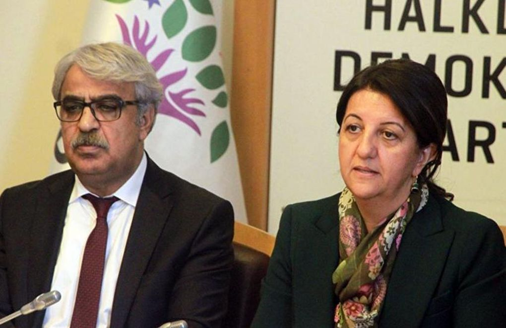 HDP's co-chairs: Politicians who have been taken hostages must be released