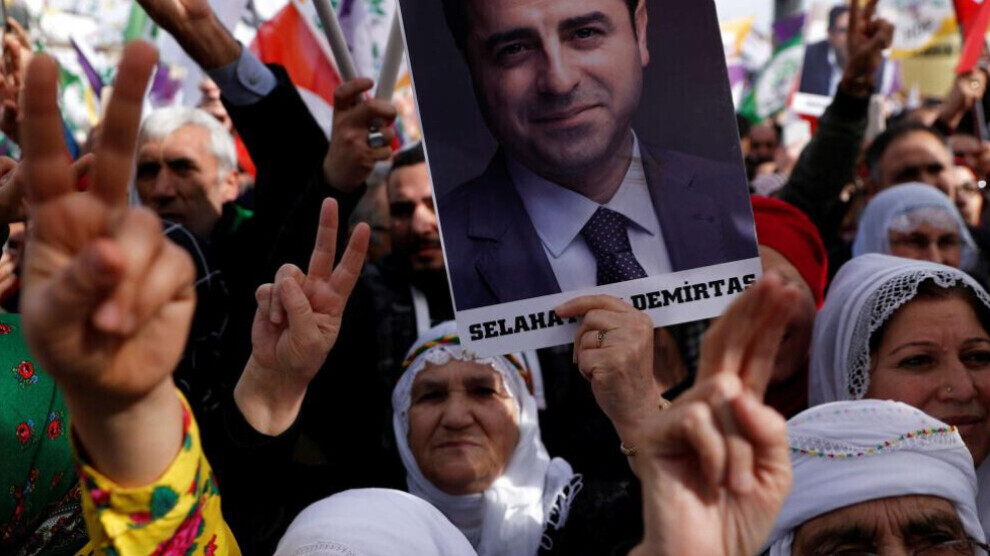 'Nothing new' in Turkey's response to CoE Committee of Ministers about Demirtaş