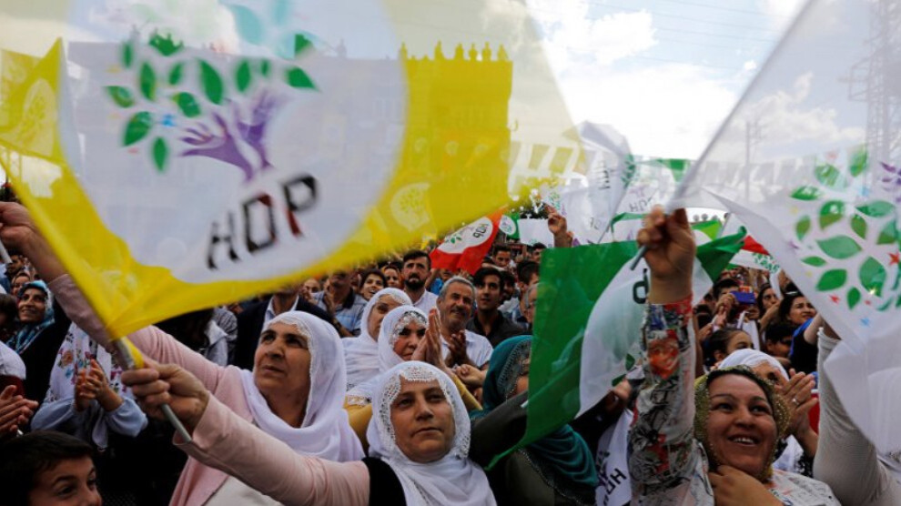 Peace in Kurdistan Campaign stands by the HDP