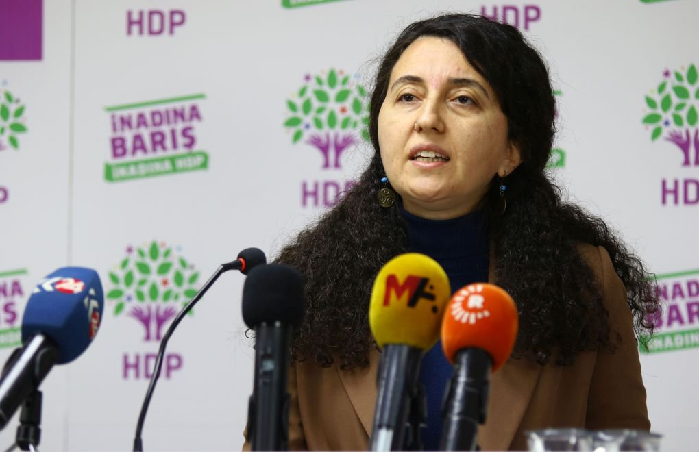 HDP: 'AKP-MHP bloc takes Turkey back to darkness of 1990s'