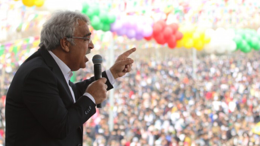 'Newroz' investigation against HDP Co-Chair Sancar