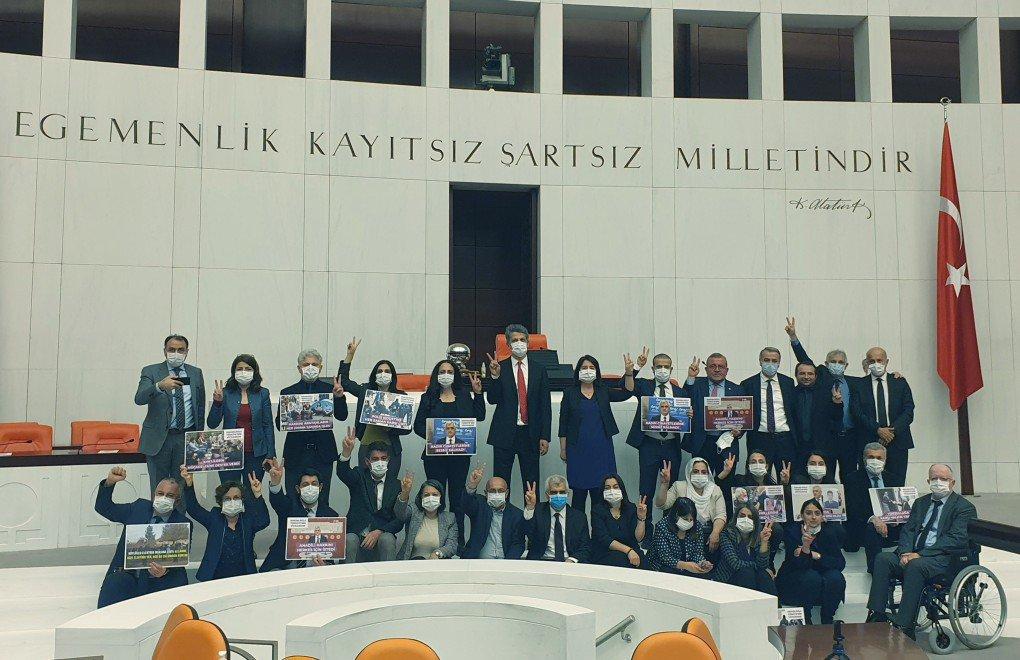 MEPs condemn MP Gergerlioğlu's explusion from parliament