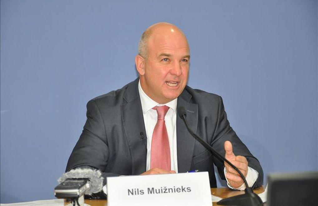 AMNESTY INTERNATIONAL 'Launch infringement proceedings against Turkey'