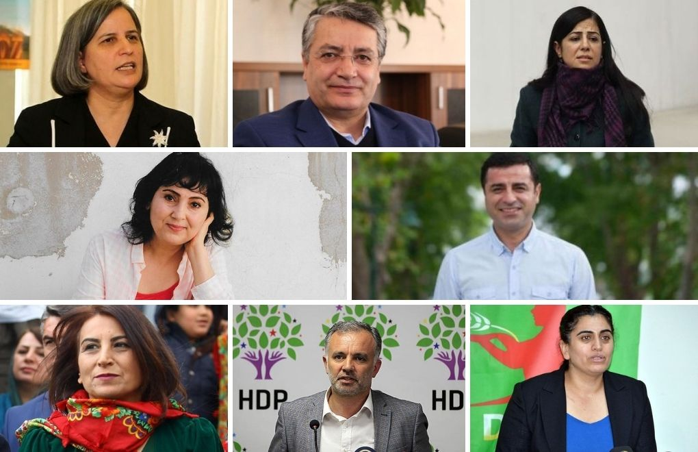 Kobanê trial: Court reviews arrest of 28 politicians