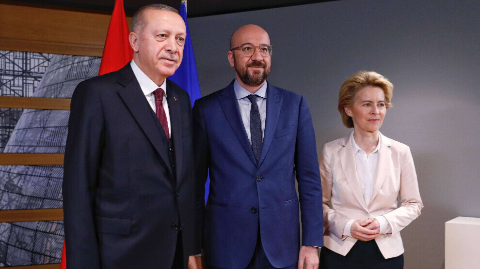 MEPs write to Leyen and Michel ahead of visit to Turkey