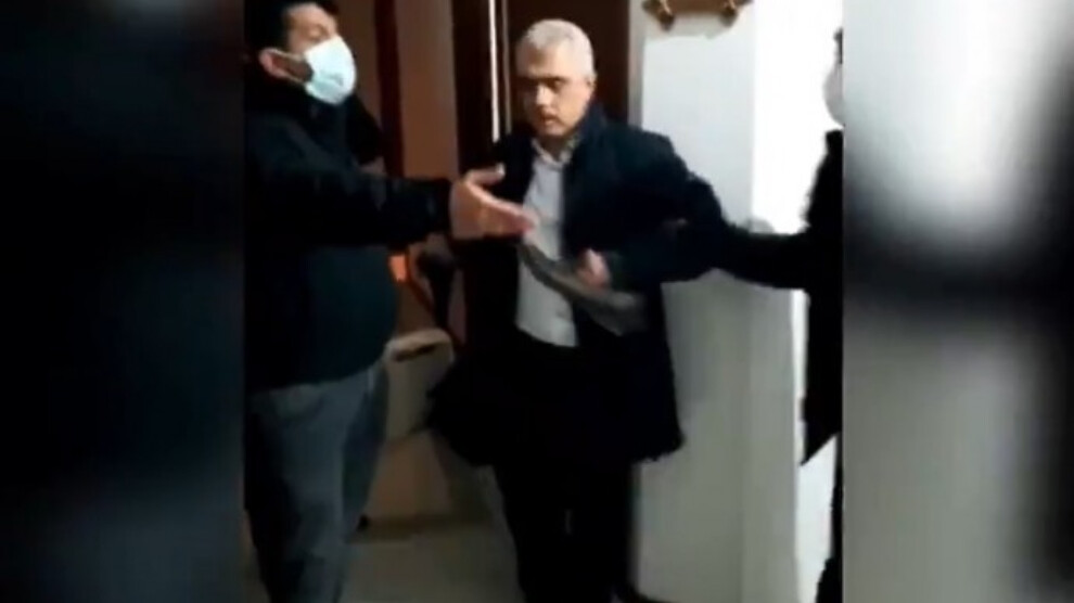 HDP MP Gergerlioğlu detained at home