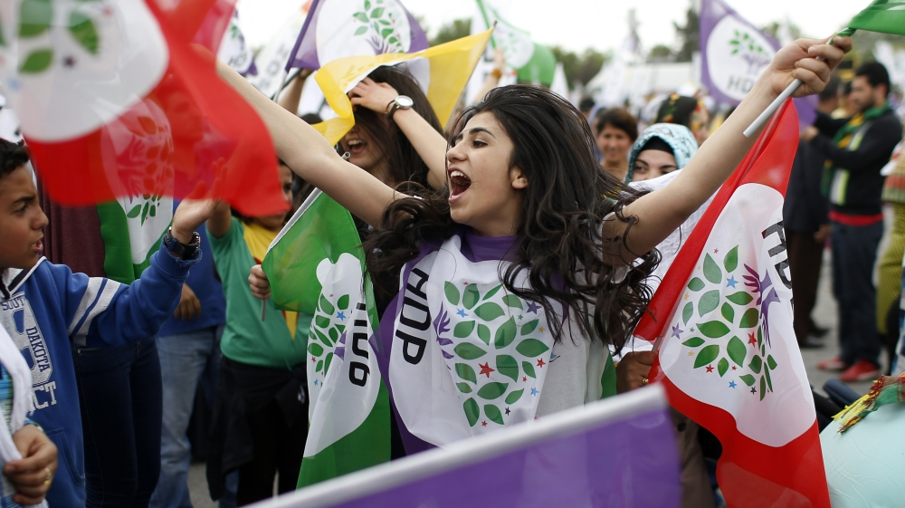 HDP will continue to organise and resist in spite of political repression