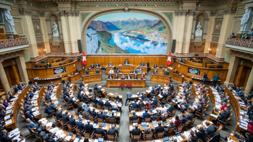 Swiss MPs urge the government to put pressure on Turkey