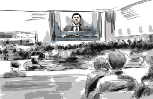 Selahattin Demirtaş: Erdoğan, Bahçeli and Soylu sit in the judge's seat
