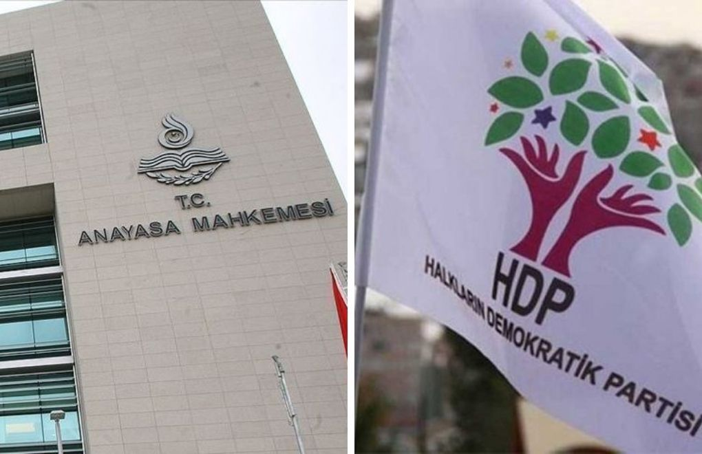 Constitutional Court to examine HDP indictment on June 21