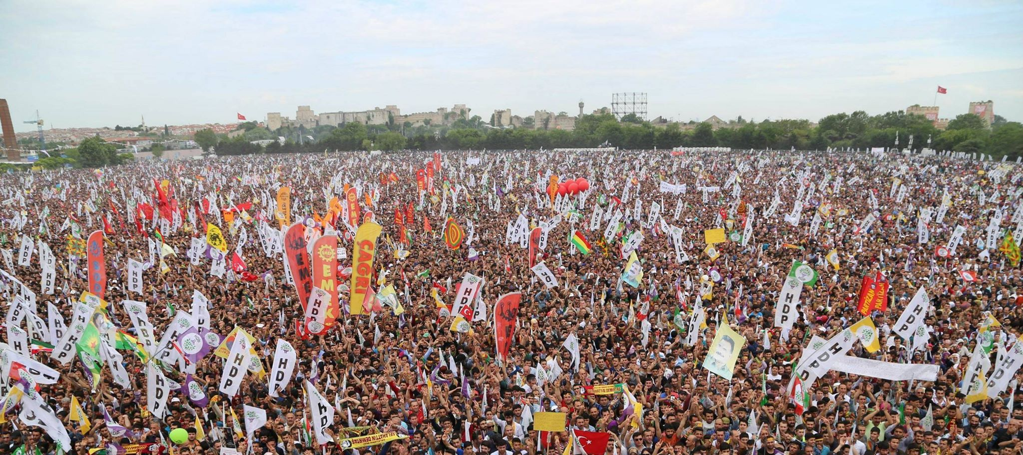 New indictment to ban the HDP submitted to Constitutional Court