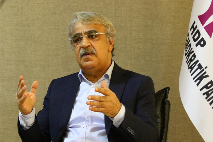 Sancar: 'Resolution process for Kurdish question cited as a reason for HDP closure case'