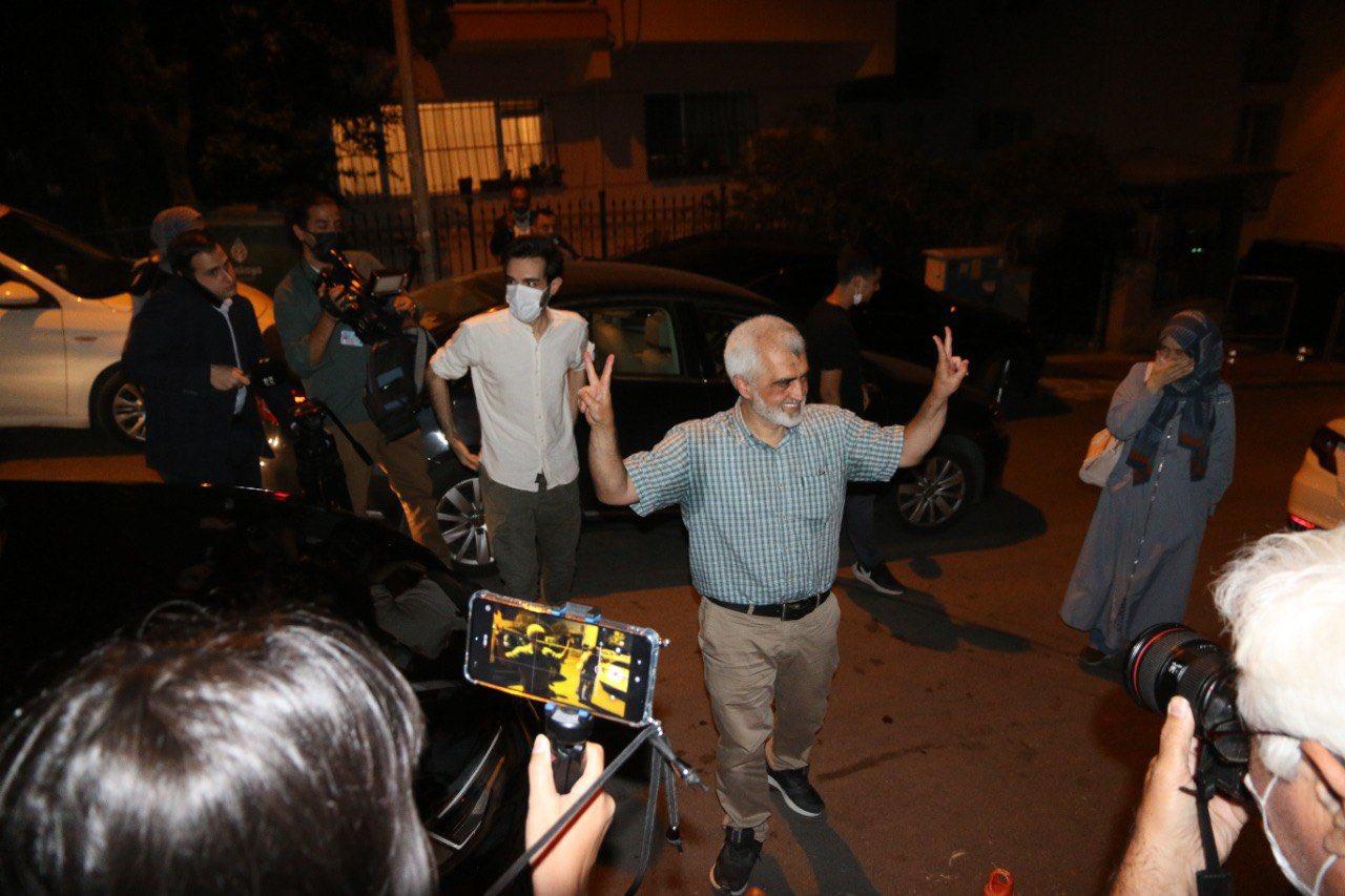 Ömer Faruk Gergerlioglu was Released After the Verdict of the Constitutional Court