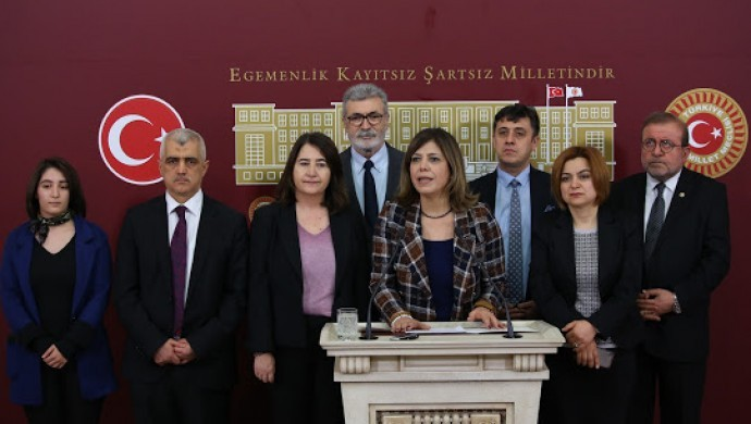 Gergerlioğlu must be given back his MP status immediately
