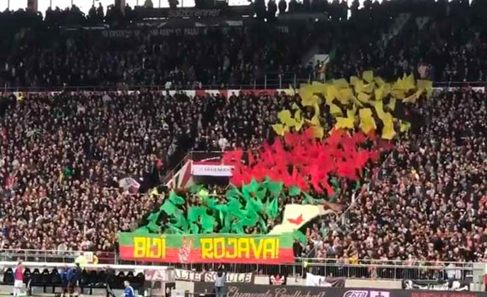 HDP: We salute the Rojava Revolution in its 9th year!